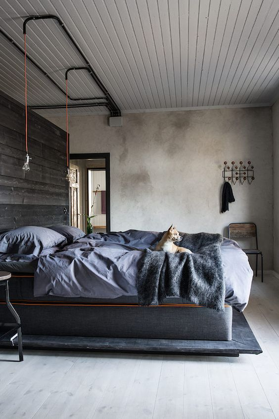 industrial-bedroom-ceiling