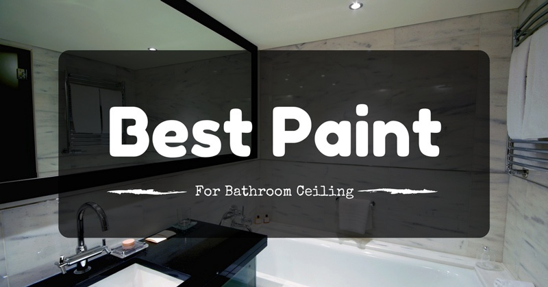 Best Paint For Bathrooms best paint for bathroom ceiling