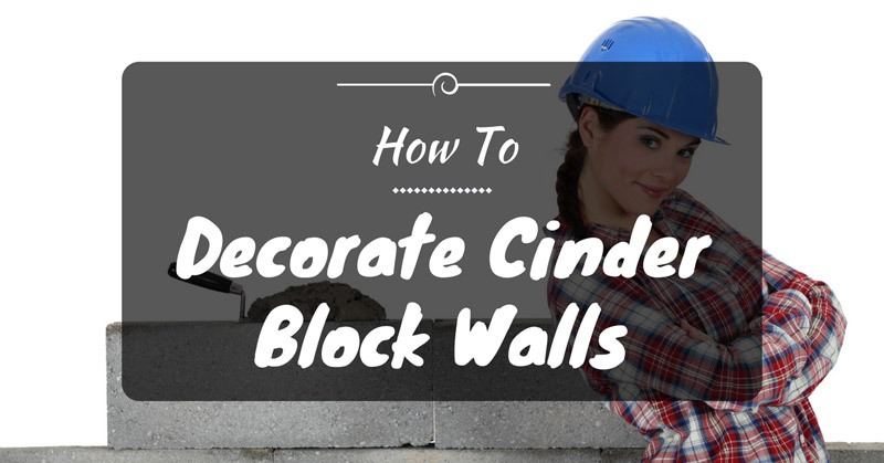how-to-decorate-cinder-block-walls