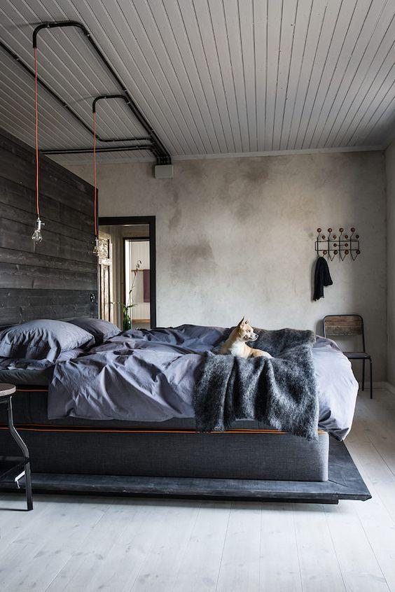industrial-bedroom-ceiling