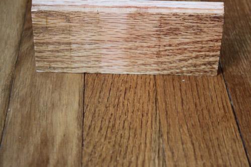 staining-the-hardwood-floors