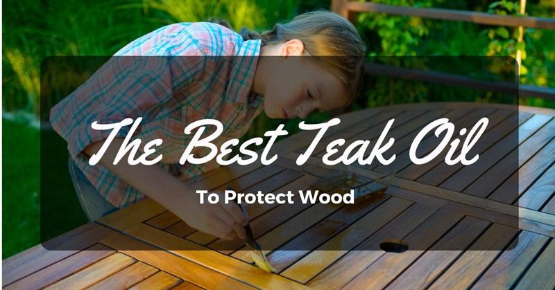 best-teak-oil