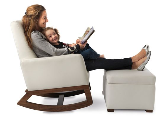 best-rocking-chair-baby-and-mom