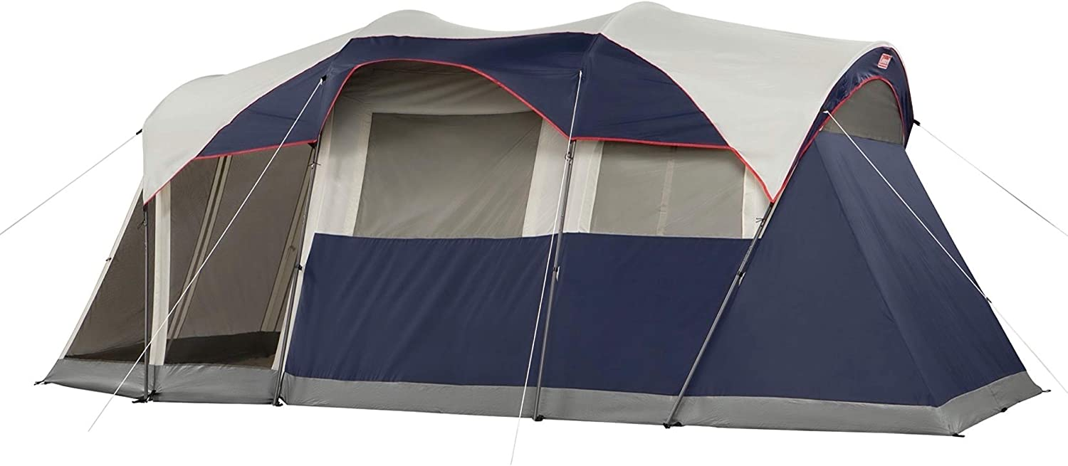 5. Coleman Elite Weather Master 6 Screened Tent