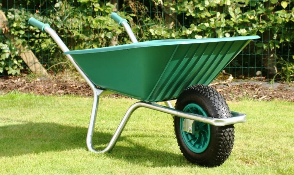 Green County Clipper Wheelbarrow (90-110 LTR
