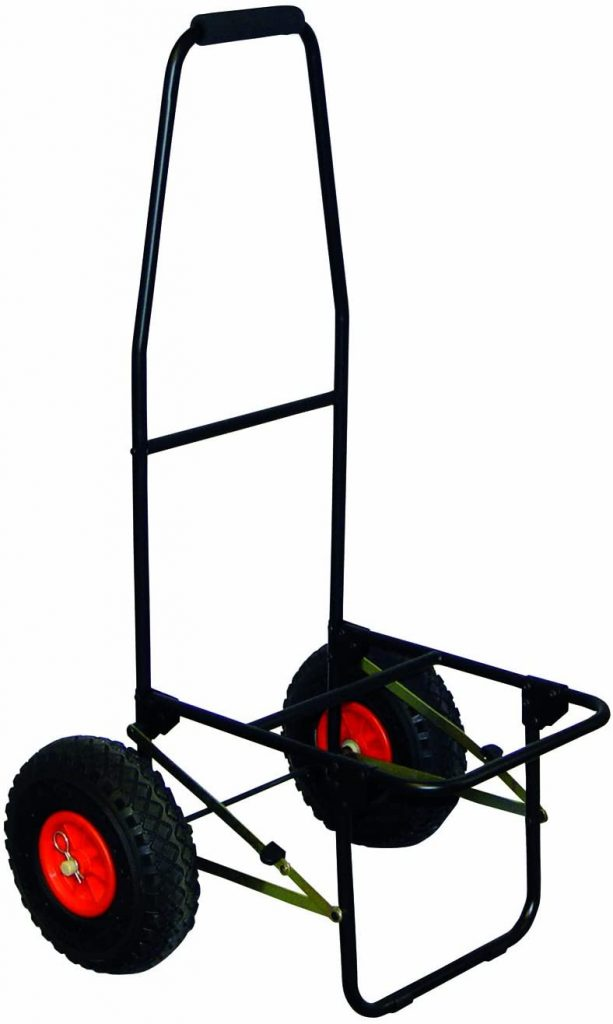 1.	Shakespeare Seatbox Black Trolley