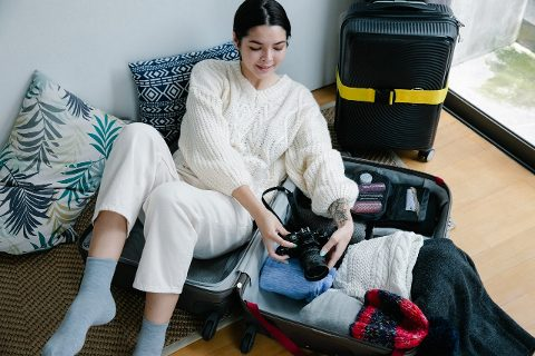 Luggages for women Feature Image