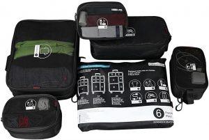 Rockland 6 Piece Smartpack Luggage