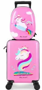 Play iLearn Unicorn Kids Luggage  Girls Carry on Suitcase Trolley Luggage for Children Toddlers.png